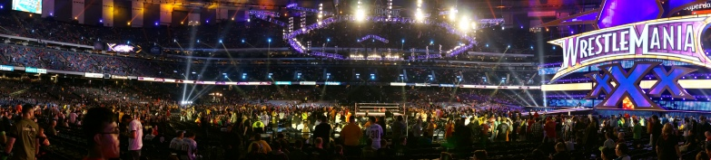 WrestleMania_XXX_panorama